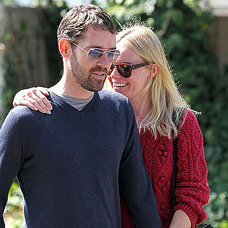 Kate Bosworth and Michael Polish Pictures Sharing PDA