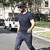 Robert Pattinson Pictures in LA With Orioles Cap