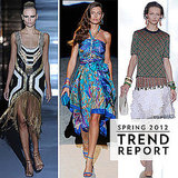 Milan Fashion Week Spring 2012 Top Trends