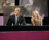 Both Nigel Barker and Kristin Cavallari thought Kayla needed to loosen up in her photo. Photos courtesy of The CW