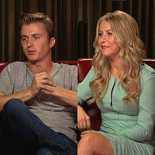 Footloose Interview With Kenny Wormald and Julianne Hough