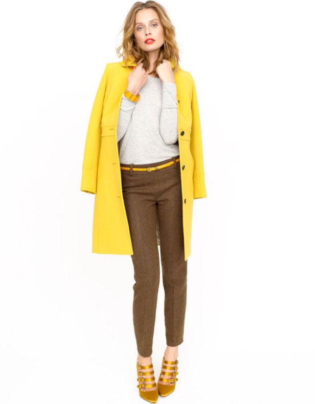 10 Fall Style Lessons From J.Crew