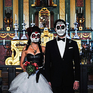 Halloween Wedding Pictures