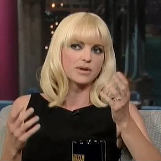 Anna Faris Talks Virginity on Letterman