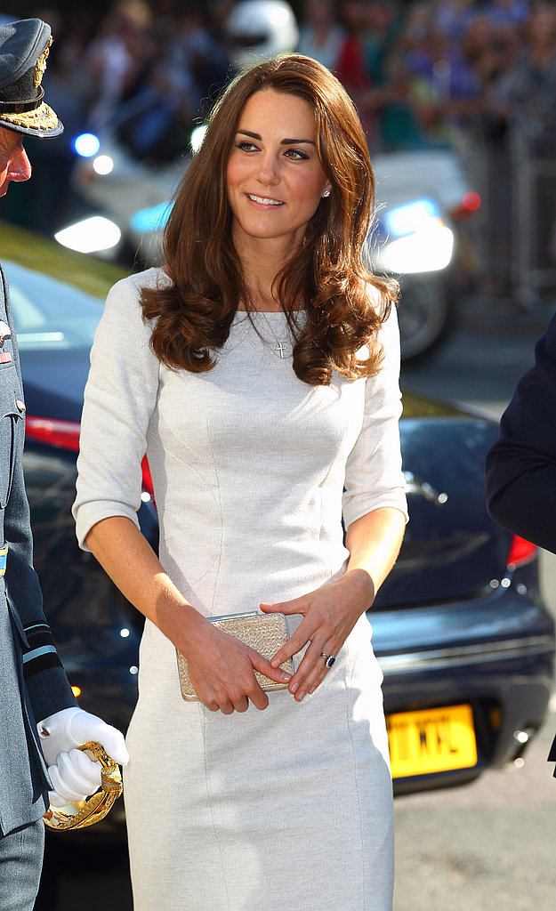 Kate Middleton came out to support youths affected by cancer.