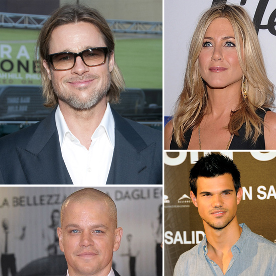 What Jennifer Loves in New York, Matt on Gwyneth, Brad and Maddox's Baseball Moment: Celebrity Quotes of the Month!