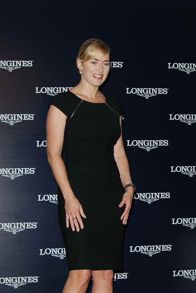 Kate Winslet in Shanghai.