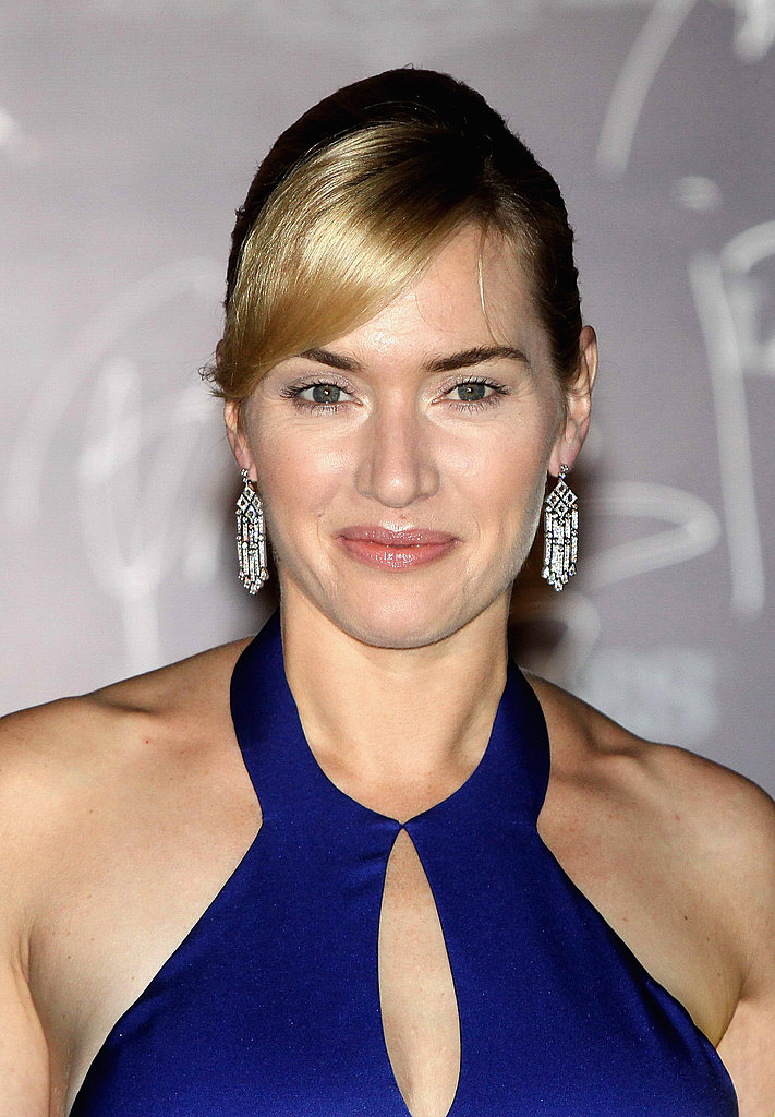 Kate Winslet parties in China!