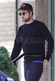 Robert has a few more weeks of downtime before he begins promoting Breaking Dawn Part 1.