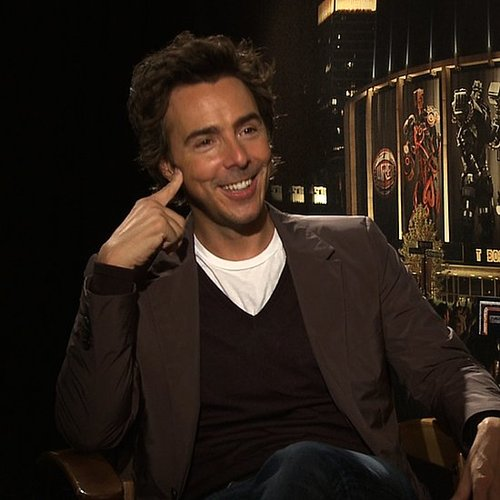 Real Steel Director Shawn Levy Talking About Hugh Jackman