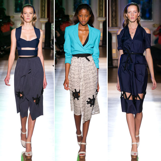 Roland Mouret: Spring 2012