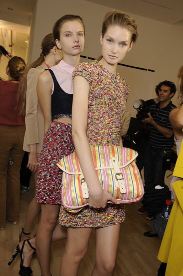 Spring 2012 Paris Fashion Week