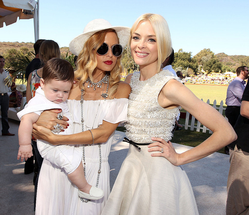 Rachel Zoe Brings Skyler to Join Lauren Conrad and More For a Weekend of Polo