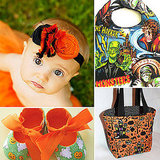 Handmade Halloween Baby Products