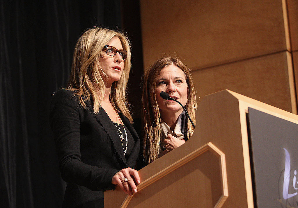 Jennifer Aniston Premieres Five in Justin Theroux's Hometown of DC With Her Leading Ladies