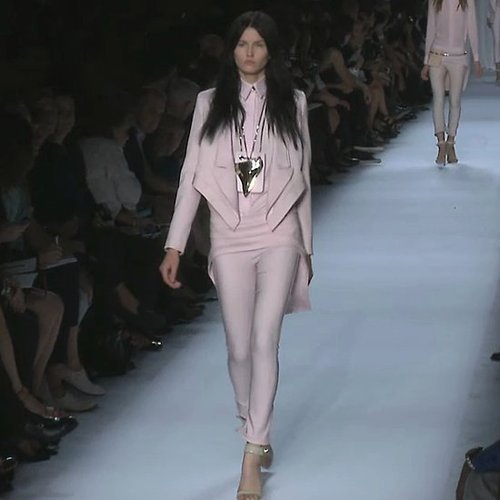 Givenchy Spring 2012 Runway Video