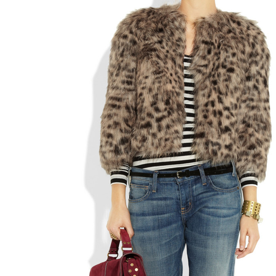 10 Faux Fur Pieces That Look Amazing