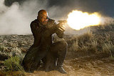 Samuel L. Jackson as Nick Fury in The Avengers.  Photo courtesy of Disney