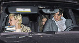 Vincent Piazza drove Ashlee Simpson home.