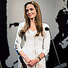 Angelina Jolie at UNHCR Event in Geneva Pictures