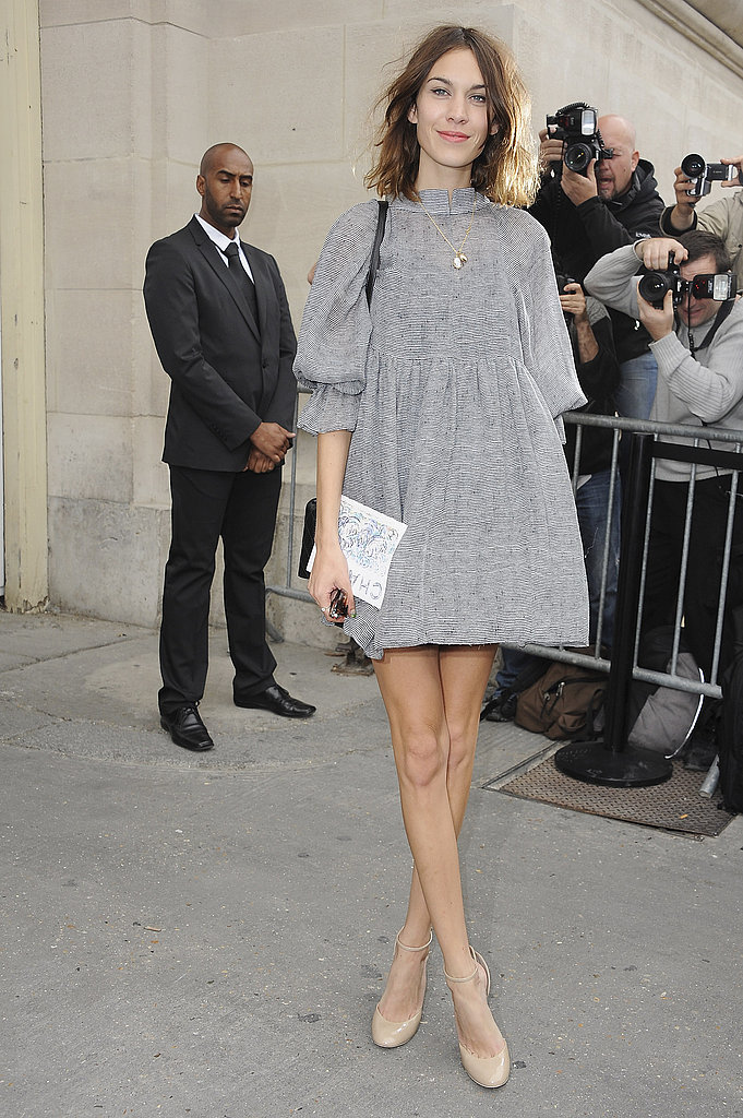 Miranda Kerr, Rachel Zoe, Jessica Biel, and More Make For Another Stylish Paris FW Day