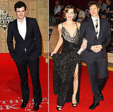 Orlando Bloom, Milla Jovovich, and The Three Musketeers Hit the Red Carpet For Their London Premiere