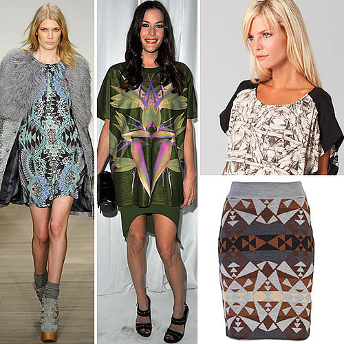 Fall 2011 Trend: Kaleidoscope Prints