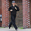 Gisele Bundchen Jogging in Boston Pictures