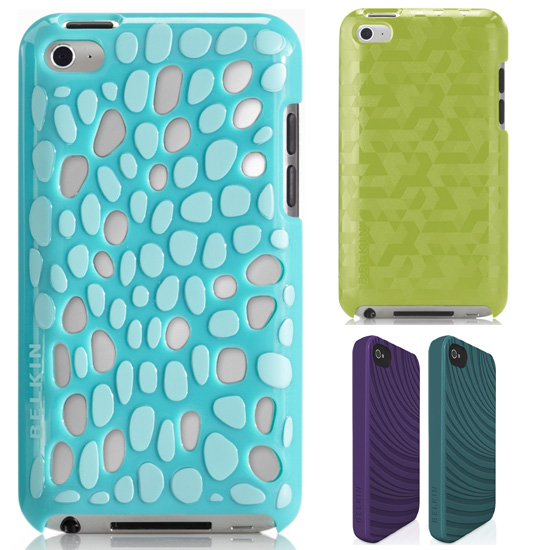 iPhone 4S and iPod Touch Cases From Belkin