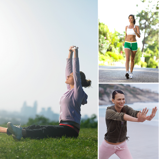 5 Low-Impact Exercises to Jump-Start Your Day