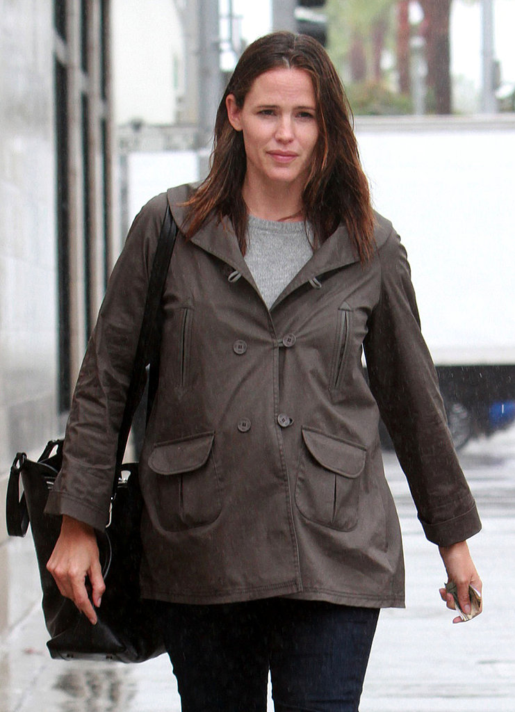 Jennifer Garner had a lunch date in LA.