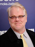 Philip Seymour Hoffman in NYC for the premiere of The Ides of March.