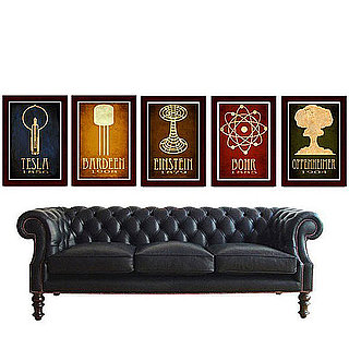 Steampunk Scientist Posters