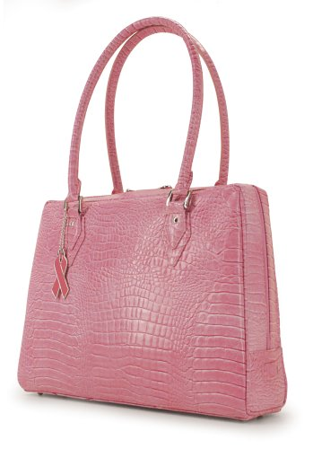 Mobile Edge Komen Computer Bag ($85)