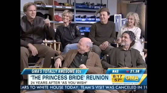 See the Cast of The Princess Bride Reunited!