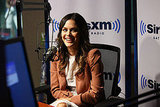 Rachel Bilson visited Sirius XM studios in NYC on Thursday.