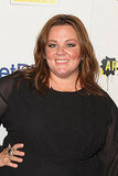Melissa McCarthy at the second annual Art Mere/Art Pere Night at Smashbox West Hollywood.