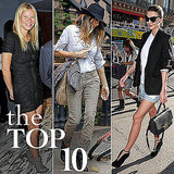 Fab's Top 10 Celebrity Looks of the Week — Gwyneth, Miranda, SJP, and More!