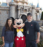 In April 2011, Matt Damon and Luciana Damon spent the day at Disneyland together.