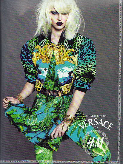 Versace for H&amp;M