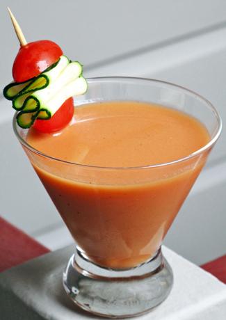 Gazpacho Bloody Mary