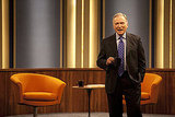 Dick Cavett on Bored to Death.  Photo courtesy of HBO
