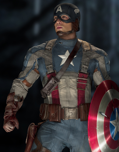 Steve Rogers From Captain America