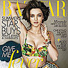 Miranda Kerr Bikini Pictures on Harper&#039;s Bazaar Australia