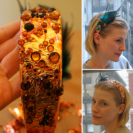 Easy DIY Halloween Headband Project
