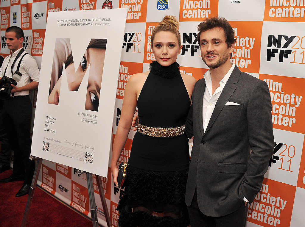 Elisabeth and Hugh stepped out for Martha Marcy May Marlene.