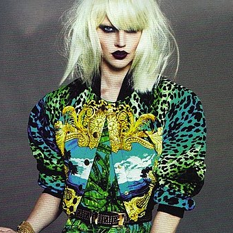 A Sneak Peek at the Versace For H&M Collection!
