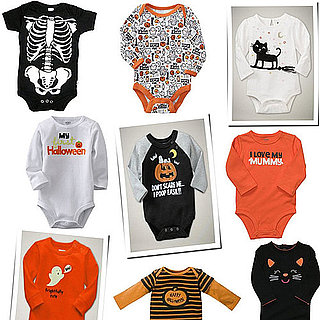 Cute Halloween Onesies For Baby