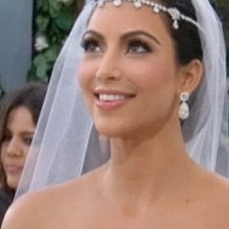 Kim Kardashian Wedding Video