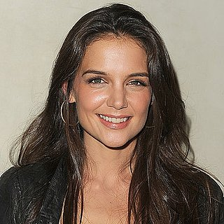 Katie Holmes Pictures at Armani Dinner With Stone, Heard, Alba